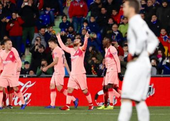 Обзор матча Хетафе — Барселона (1:2), 6 января 2019