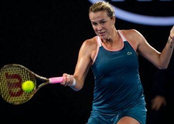 Павлюченкова обыграла 5-ю ракетку мира Стивенс и вышла в 1/4 финала Australian Open