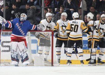 Обзор матча Нью-Йорк Рейнджерс — Питтсбург (2:7), 3 января 2019