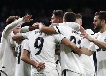 «Реал» разгромил «Леганес» в первом матче 1/8 финала Кубка Испании