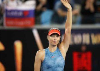 Мария Шарапова выбила из Australian Open третью ракетку мира Каролин Возняцки