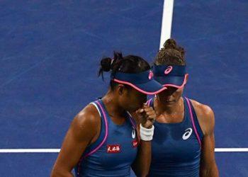 Чжан Шуай и Стосур выиграли финал Australian Open в паре