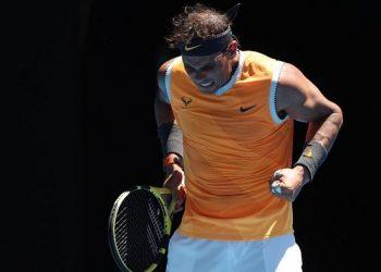 Надаль в трех сетах переиграл Тиафо в четвертьфинале Australian Open