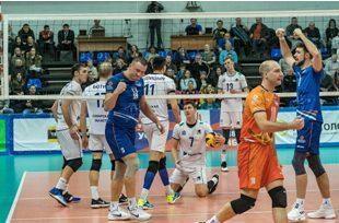 Матч волейбольных дружин «Урал» и «Нова» подозревают в договорном исходе