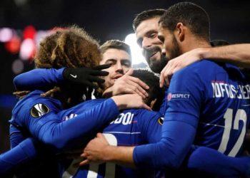 «Челси» вышел в 1/8 филана Лиги Европы, разгромив «Мальмё»
