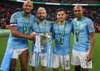 «Манчестер Сити» завоевал Кубок лиги, по пенальти переиграв «Челси»