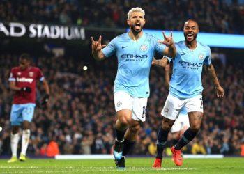 «Манчестер Сити» минимально переиграл «Вест Хэм» благодаря голу с пенальти