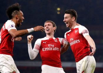 Обзор матча Арсенал — Борнмут (5:1), 27 февраля 2019
