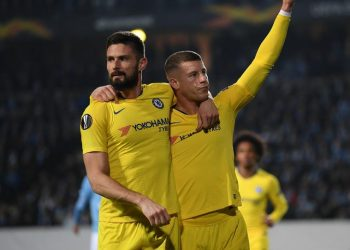 «Челси» переиграл «Мальмё» в первом матче 1/16 финала Лиги Европы