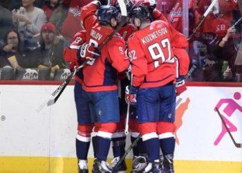 Победная шайба Кузнецова помогла «Вашингтону» прервать серию из семи поражений