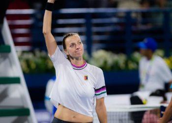 Квитова сыграет с Бенчич в финале турнира в Дубае