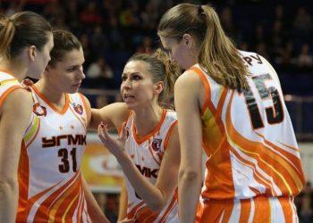УГМК и «Динамо» Курск выиграли свои матчи в рамках женской Премьер-лиги
