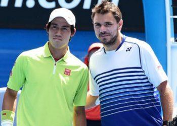 Вавринка вышел в финал турнира в Роттердаме и сыграет с Монфисом, обыгравшим Медведева