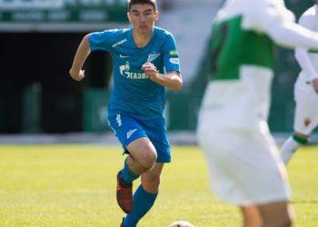 «Зенит» благодаря голам Воробьёва и Мусаева победил испанский «Эльче»