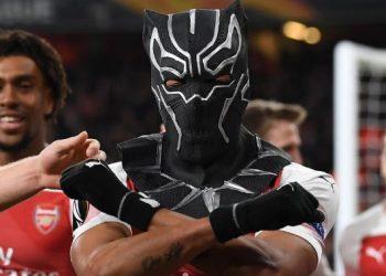 «Арсенал» после выездного поражения разгромил «Ренн» в Лиге Европы, у Обамеянга дубль
