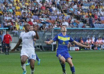 БАТЭ уступило «Динамо» из Бреста в матче за Суперкубок Беларуси