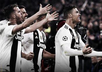 Первый хет-трик Роналду за «Ювентус» помог команде выбить «Атлетико» из Лиги чемпионов