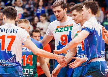 «Кузбасс» в «золотом сете» уступил «Галатасараю» в полуфинале Кубка вызова ЕКВ
