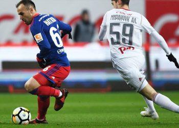 Прогноз Локомотив — ЦСКА (20 апреля 2019), ставки и коэффициенты
