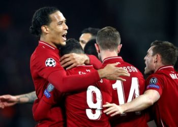 «Ливерпуль» победил «Порту» в первом матче 1/4 финала Лиги чемпионов