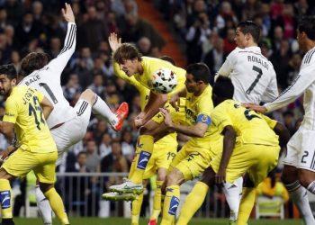 Прогноз Реал Мадрид — Вильярреал (5 мая 2019), ставки и коэффициенты