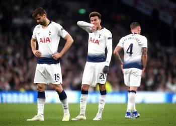 Обзор матча Тоттенхэм — Аякс (0:1), 30 апреля 2019