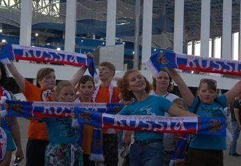 БК Fonbet провела благотворительные акции в Саранске и Нижнем Новгороде