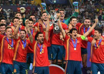 Обзор Испания — Германия (2:1), 30 июня 2019