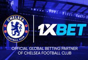БК 1XBET и футбольный клуб «Челси» стали партнерами