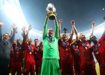 «Ливерпуль» по пенальти переиграл «Челси» в матче за Суперкубок УЕФА