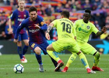 Прогноз Хетафе — Барселона (28 сентября 2019), ставки и коэффициенты