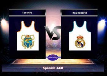 Прогноз Иберостар Тенерифе – Реал Мадрид (5 октября 2019), ставки и коэффициенты
