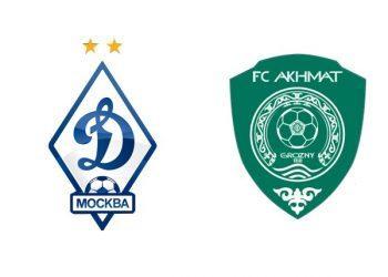 Прогноз Динамо Москва — Ахмат (2 ноября 2019), ставки и коэффициенты