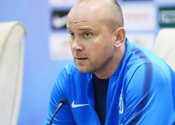 Хохлов покинул пост главного тренера «Динамо» после поражения от «Оренбурга»