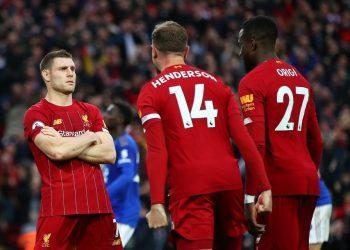 «Ливерпуль» вырвал победу у «Лестера» благодаря пенальти на 95-й минуте