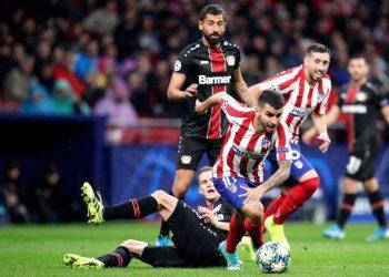Прогноз Байер — Атлетико (6 ноября 2019), ставки и коэффициенты