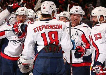 «Вашингтон» выдал лучший старт сезона НХЛ в клубной истории