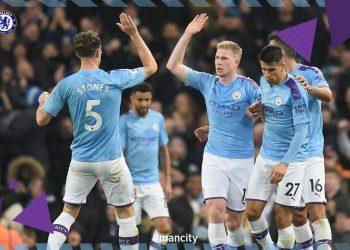 «Манчестер Сити» добился волевой победы над «Челси»