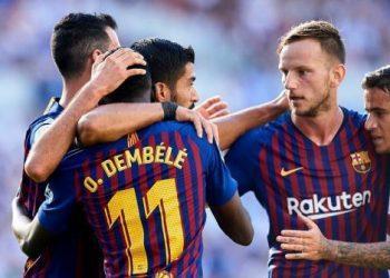 Прогноз Леганес — Барселона (23 ноября 2019), ставки и коэффициенты