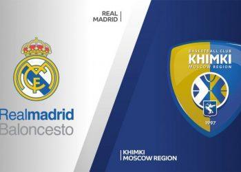 Прогноз Реал Мадрид – Химки (19 ноября 2019), ставки и коэффициенты