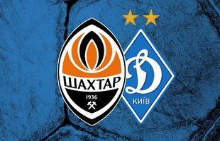 Прогноз Шахтер — Динамо Киев (10 ноября 2019), ставки и коэффициенты