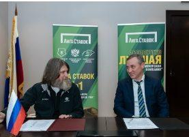 БК Лига Ставок и путешественник Фёдор Конюхов стали партнерами
