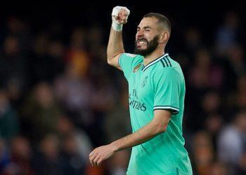 «Реал» вырвал ничью в Валенсии на 90+5-й минуте