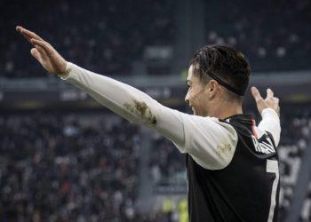 Дубль Роналду обеспечил победу «Ювентусу» над «Удинезе»