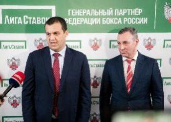 БК Лига Ставок стала партнером отечественной Федерации бокса