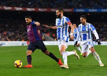 Прогноз Барселона — Леганес (30 января 2020), ставки и коэффициенты