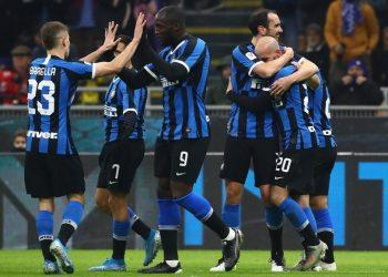 «Интер», «Наполи» и «Лацио» стали четвертьфиналистами Кубка Италии