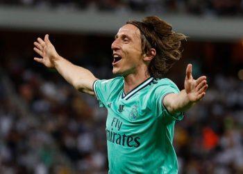 «Реал» выиграл у «Валенсии» и вышел в финал Суперкубка Испании