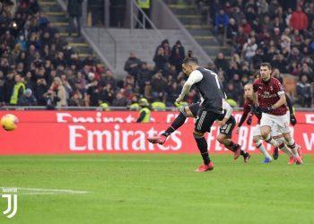 Роналду спас «Ювентус» от поражения в Милане