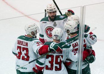 ЦСКА и «Ак Барс» стали четвертьфиналистами Кубка Гагарина